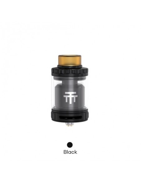 VandyVape Triple 28 4ml RTA Verdampfer Tank Black:0 0