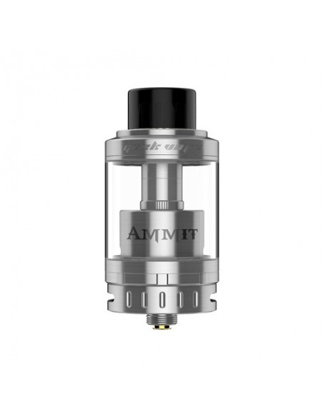 Geekvape Ammit RTA Tank(25mm) Silver:0 0
