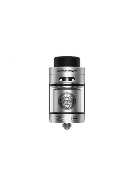 Geekvape ZEUS RTA  4ml Silver:0 0