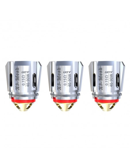 IJOY Captain Coil X3-C1/ C2/ C1S/ Mesh Coil Atomizer Core for IJOY Avenger Capain X3 Subohm Vape Tank 1