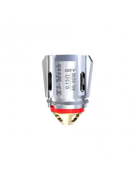 IJOY Captain Coil X3-C1/ C2/ C1S/ Mesh Coil Atomizer Core for IJOY Avenger Capain X3 Subohm Vape Tank 3