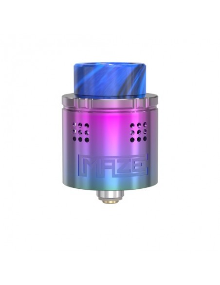 Vandy Vape Maze BF RDA Tank(2ml/24mm)-For Squonk BF Box Mod Rainbow:0 0