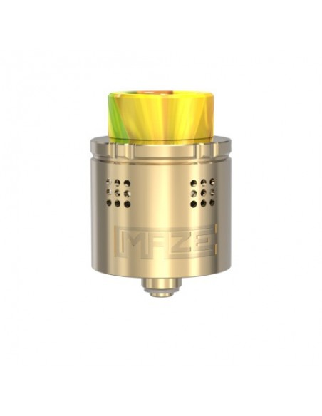 Vandy Vape Maze BF RDA Tank(2ml/24mm)-For Squonk BF Box Mod Gold:0 0