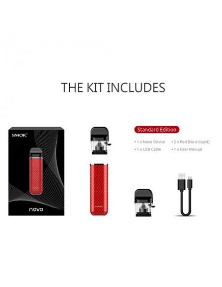 SMOK NOVO Pod System Starter Kit 1
