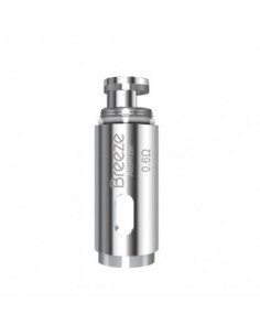 Aspire Breeze Coils 0.6 & 1.2 ohm (5pcs/pack)