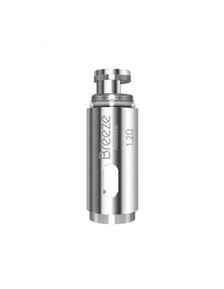 Aspire Breeze Coil-0.6 &1.2 ohm(5pcs/pack) 1.2ohm:0 0