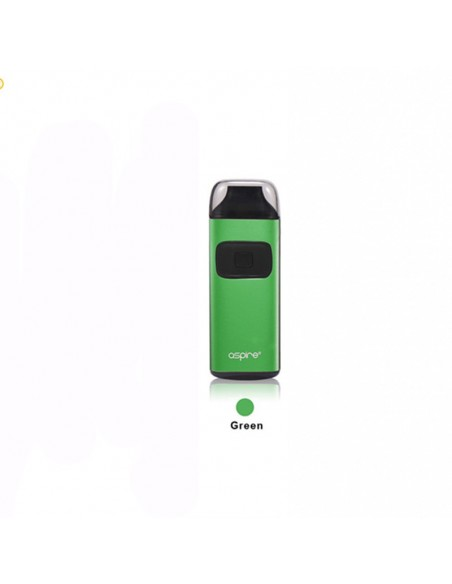 Aspire Breeze kit All-In-One Starter Kit Green:0 0