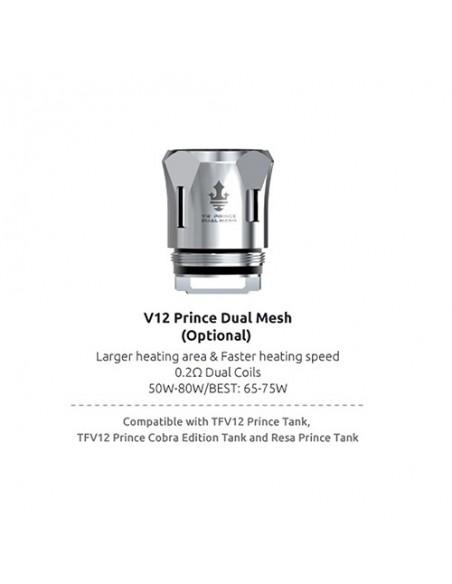 SMOK TFV12 Prince Mesh / Max Mesh / Dual Mesh / Triple Mesh Coil 1