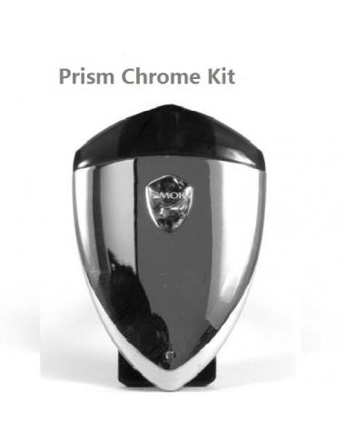 Smok Rolo Badge Pod kit-Starter Kit-10 ml&250mAh Chrome:0 0