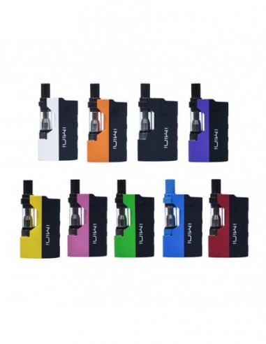 Imini V1 Starter Kit 500mAh VV Battery Vaporizer Kit 0.5ml Capacity 510 Thread 0