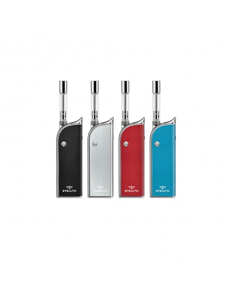 Yocan Stealth Vaporizer Kit 2-in-1 Vape Kit For Wax And Thick Oil 0
