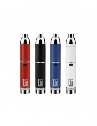 Yocan Loaded Wax Vaporizer Vape Pen Kit 1400mAh Battery Included Quad  Quartz Coil