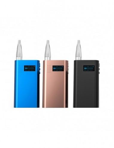 Flowermate V5.0s Pro Vaporizer Kit LG 2600mAh Battery Included Herb/Concentrate Pod 0