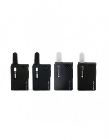 Teslacigs Mini Duo Starter Kit 500mAh Box Mod & CBD/Wax Tank For Vaporizer 0