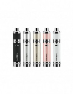 Yocan Evolve Plus XL Kit 1400mAh Concentrate/Dry Herb Vaporizer Included QUAD Quartz Rod Coil 0
