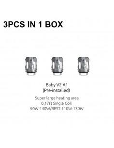 SMOK TFV8 Baby V2 Coils  A1/A2/A3