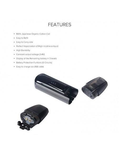 JUSTFOG Minifit Kit 370mAh AIO Pod System 1.5ml Capcity 4