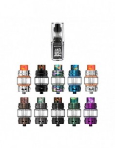 HORIZONTECH Falcon King Bulb Tank 6ml Included M1+ Coil/M-Dual Coil 0