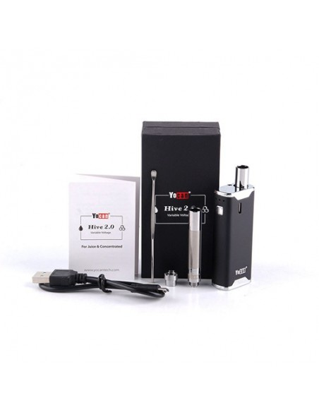 Yocan Hive2 All-in-One Starter Kit-For Wax CBD 4