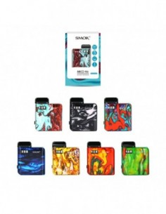 SMOK MICO Pod Starter Kit 700mAh With Ceramic/Mesh Coil Option 0
