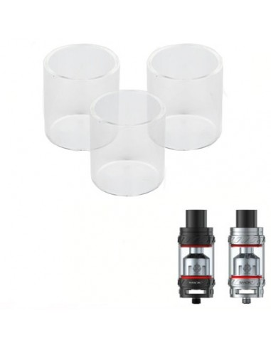 Smok TFV12  Replacement Pyrex Glass 6ml 0
