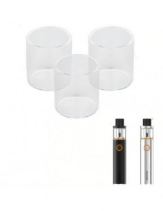 Smok vape pen 22  Replacement Pyrex Glass 3ml 0