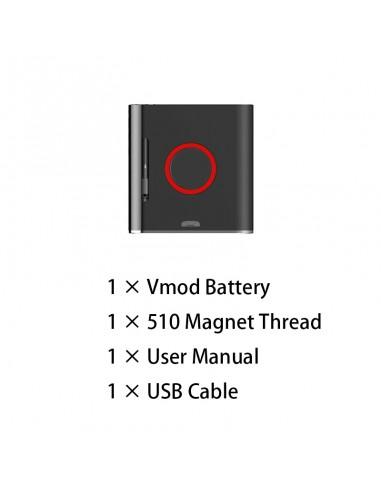 Vapmod Vmod Vaporizer Box Mod 900mAh Battery Fit For 510 Thread Cartridge