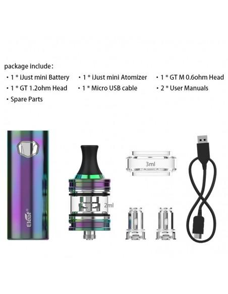 Eleaf iJust Mini Starter Kit 1100mAh 1