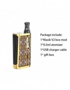 Kangvape Klasik V2 Kit 650mAh
