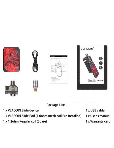 Vladdin Slide Kit 1000mAh Pod System 1