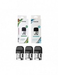 SMOK Novo 2 Replacement Pods 3pcs Cartridge 0