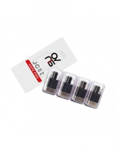 Ovns JC02 Cartridge 1.2ohm 1ml Cartridge 1ml 4pcs:0 US