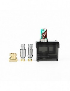 Smoant PASITO Replacement Pods With 2pcs Coil 0