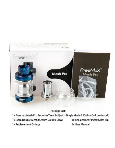 Freemax Mesh Pro Sub-Ohm Tank 1