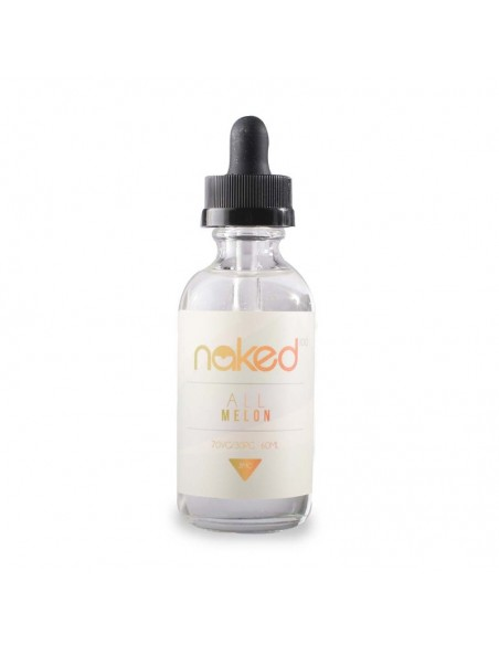 Naked 100 eJuice - All Melon 0