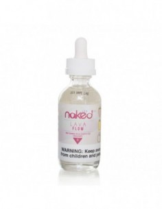 Naked 100 eJuice - Lava Flow ICE 0