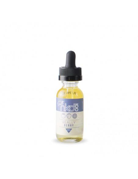 Nkd 100 Salt - Really Berry - Naked Vape Juice 35mg 30ml:0 US