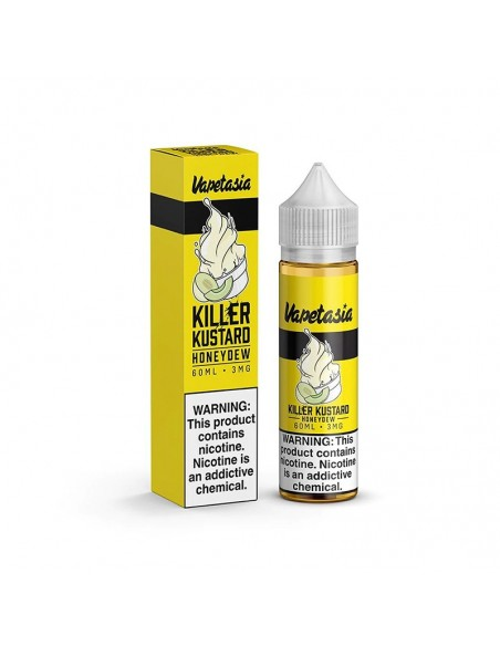Killer Kustard Honeydew - Vapetasia E-Liquid 0