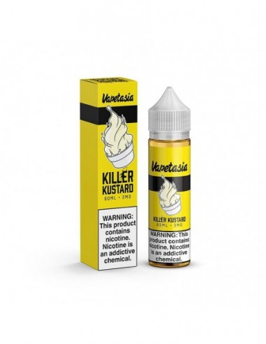 Killer Kustard - Vapetasia E-Liquid 0mg 60ml:0 US