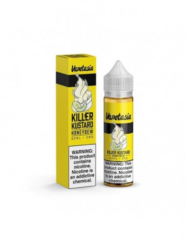 Killer Kustard Honeydew - Vapetasia E-Liquid 0mg 60ml:0 US