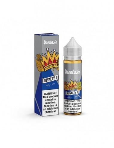 Royalty 2 - Vapetasia E-Liquid 0mg 60ml:0 US