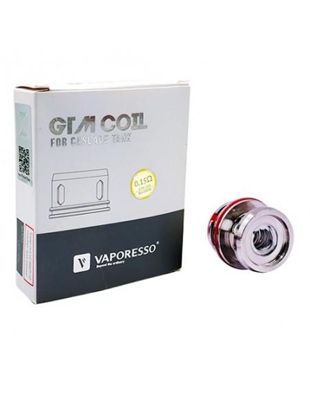 Vaporesso GTM Coil For Cascade Tank(GTM2-0.4ohm/GTM8-0.15ohm) 1