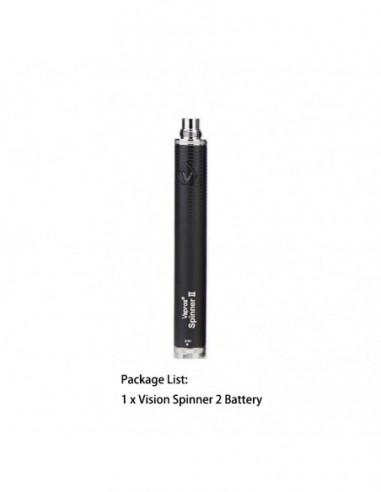 Vision Spinner 2 Battery Black Battery 1pcs:0 US
