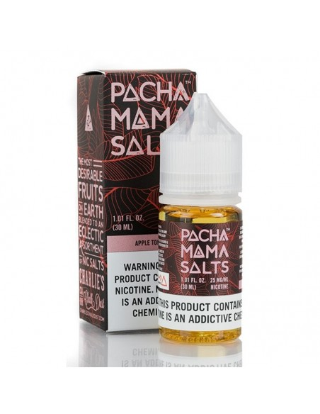 Apple Tobacco - Pachamama Salts 25mg 30ml:0 US