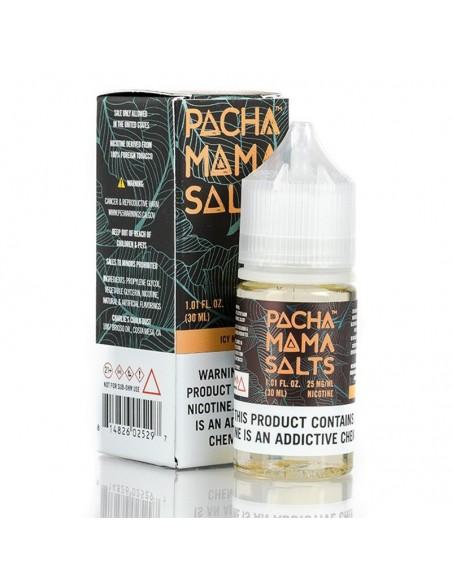 Icy Mango - Pachamama Salts 25mg 30ml:0 US