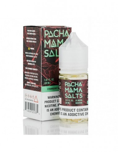 Strawberry Watermelon - Pachamama Salts 25mg 30ml:0 US