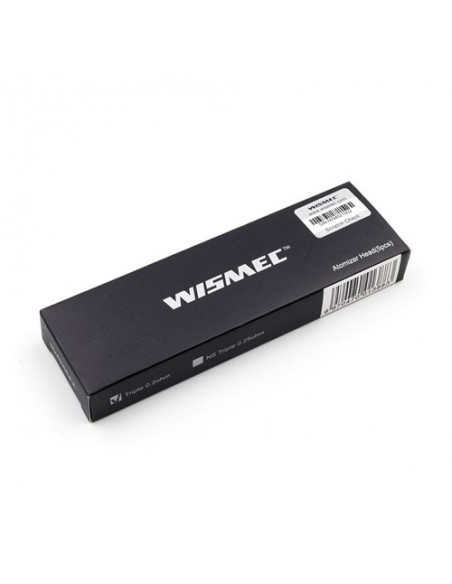 Wismec Amor NS Triple Coil (0.2ohm/0.25ohm) 2