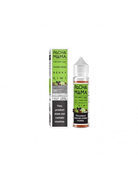 Mint Honeydew Berry Kiwi - Pachamama 0mg 60ml:0 US