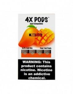 Ripe Mango - 4X Pods Juul Compatible 0