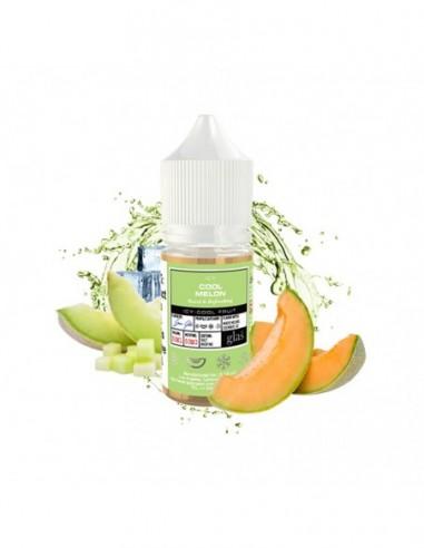 Cool Melon - Glas Basix Salt 30mg 30ml:0 US
